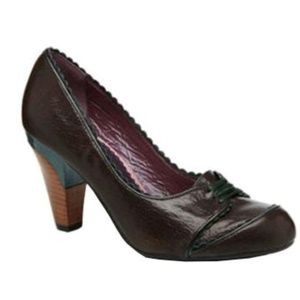 Poetic License Orient Express Heels